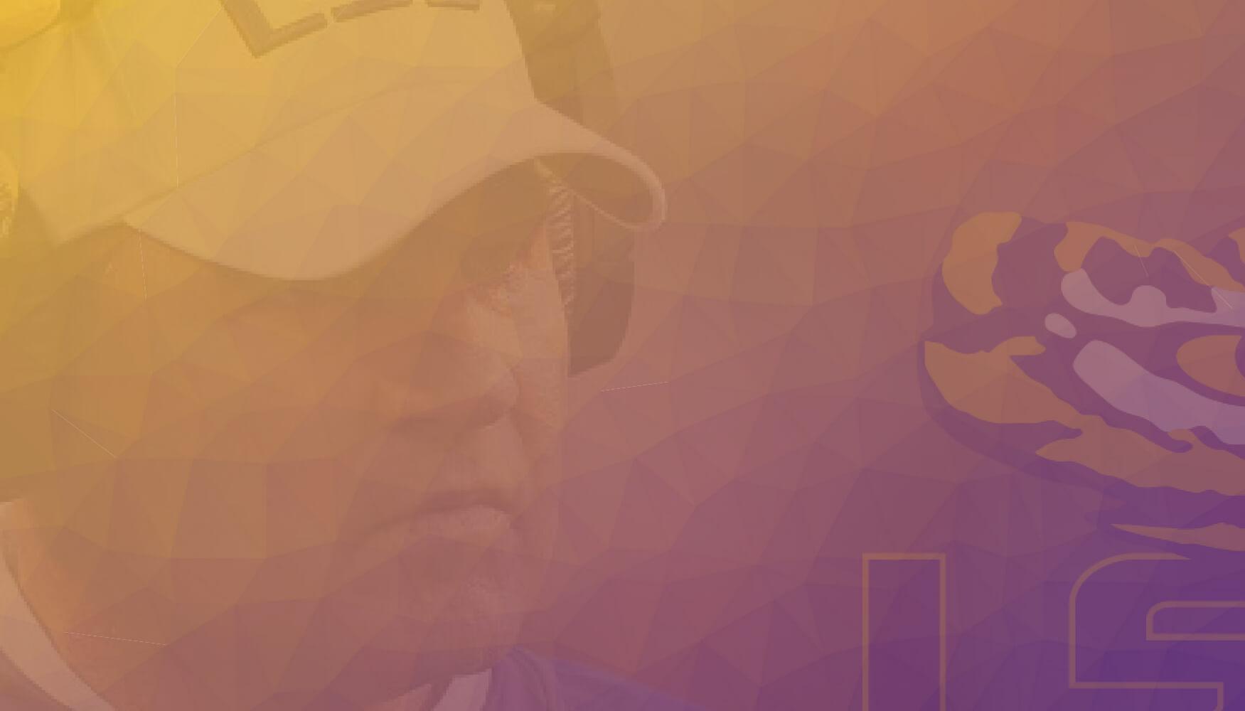 ルイジアナ州立大のマイルズ監督が解雇